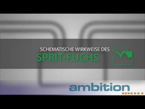Sprit-Fuchs - Funktionsweise - YouTube