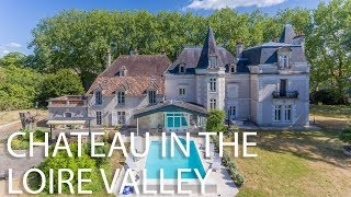 Stunning Château For Sale With Gite & 12 Bedrooms In Poitou-Charentes. A Bargain - Ref: 88314DD86