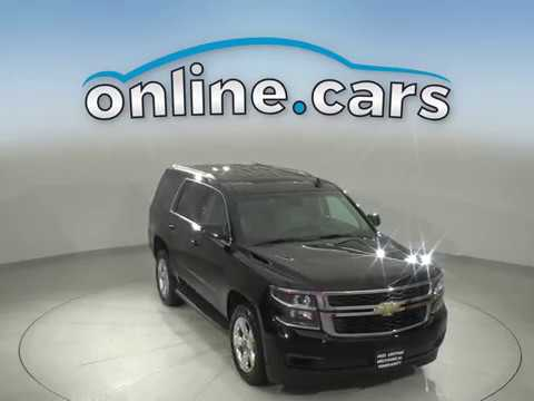 Pre-Owned 2016 Chevrolet Tahoe LT