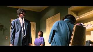 Pulp Fiction Ezekiel 25:17 - Samuel L Jackson Speech