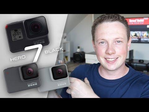 GoPro Hero 7 Silver (60p, 4K)