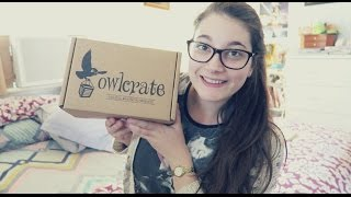 JULY 2016 OWLCRATE UNBOXING | Good Vs. Evil!
