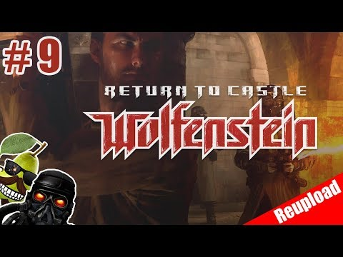/CZ Co-op REUPLOAD\ Return to Castle Wolfenstein Part 9 (Final) - Heinrich přichází