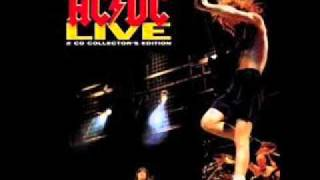 AC/DC - Back In Black (Live At Donnington)