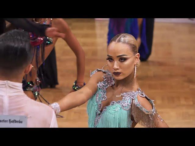 2019 WDSF Open U21 Latin Stuttgart | DanceSportTotal