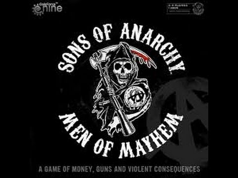 Roll & Move Reviews: Sons of Anarchy: Men of Mayhem