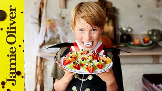 Halloween Treats | Buddy Oliver | #CookingBuddies by Jamie Oliver