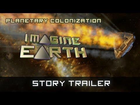 Imagine Earth Steam Key GLOBAL - video trailer