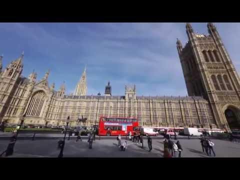 Video London top 10 tourist places