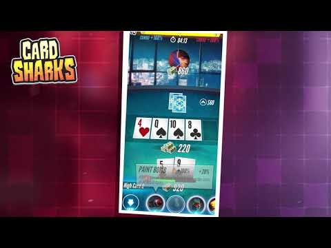 Card Sharks gameplay trailer