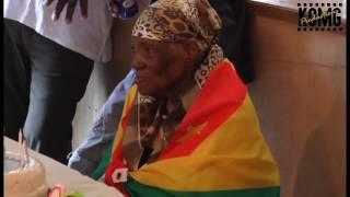 Happy 100th birthday Irene Clouden