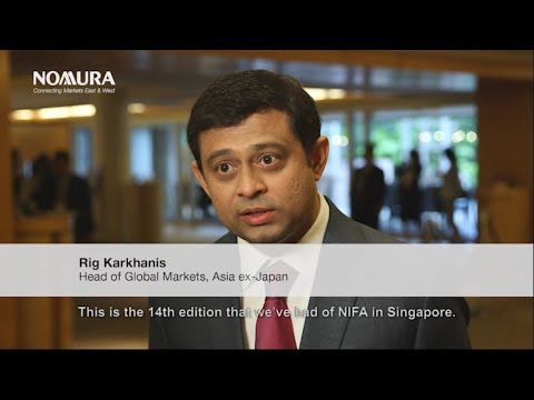 Highlights from Nomura Investment Forum Asia 2017