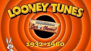 Looney Tunes 1932-1960 | 5 Hours Compilation | Bugs Bunny | Daffy Duck | Porky Pig | Chuck Jones