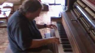 Amazing Piano Blues from a Master