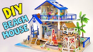 DIY Beach House With A Pool | Legend Of The Blue Sea Kit