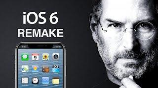 IOS 6 — 2018 Edition (Concept Design By Avdan)
