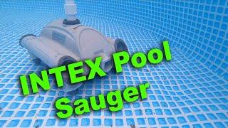 Spielzeuge für Geeks #19 INTEX Pool Sauger