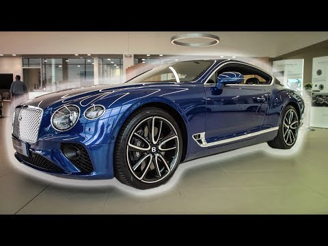 2019 Bentley Continental GT First Look & impressions!