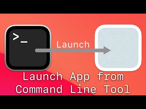 Launch App from your Command Line Utility thumbnail