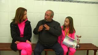 Video entrevista con la Campeona del Mundo de Gimnasia Rítmica, Laia Rodriguez