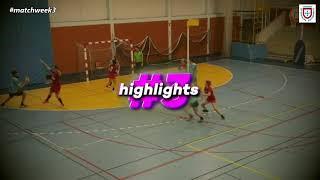 Best goals (Matchweek #3) – Portuguese Korfball Championship 2020-21