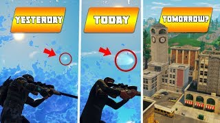 Tilted Towers will be 'Destroyed' by METEOR... (RIP!)