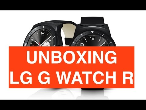 Lg G Watch R: video prova