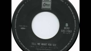 Tell me what you see - The Beatles - Fausto Ramos