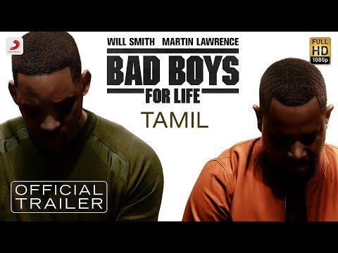 Bad Boys For Life - Official Tamil Trailer | Will ..