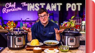 A Chef Reviews the Instant Pot (7-in-1 Pressure Cooker)