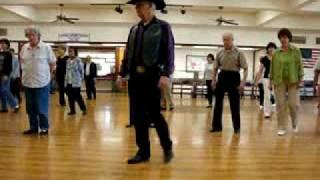 Blue Roses  ( Line Dance )  Walkthrough