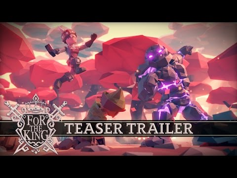 For The King Steam Key GLOBAL - video trailer
