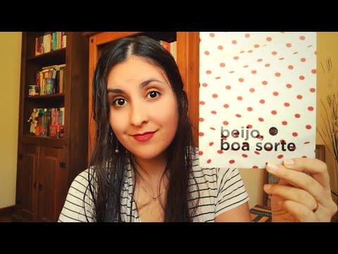 CONTOS CURTOS CONSEGUEM IMPACTAR O LEITOR? Um papo sobre Beijo, boa sorte (Ana Elisa Ribeiro)