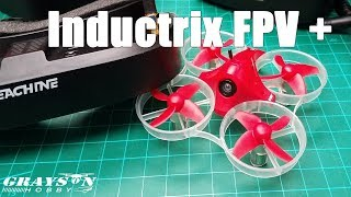 Inductrix FPV Plus - Bind- Setup - Review | FPV Setup Combo - BNF