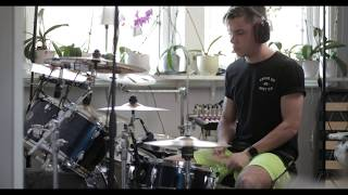 Only When It Rains   Frank Walker Feat. Astrid S   Drum Cover