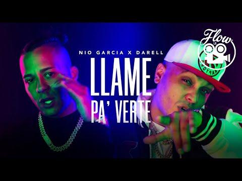 Nio Garcia - Llame Pa' Verte feat. Darell