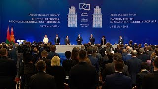 Лукашенко призывает хранить мир и приглашает в Минск представителей любых политических взглядов