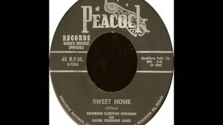 Sweet Home-Rev Cleophus Robinson