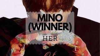 MINO (WINNER) - Her (3D / Concert / Echo sound + Bass boosted) 'XX'
