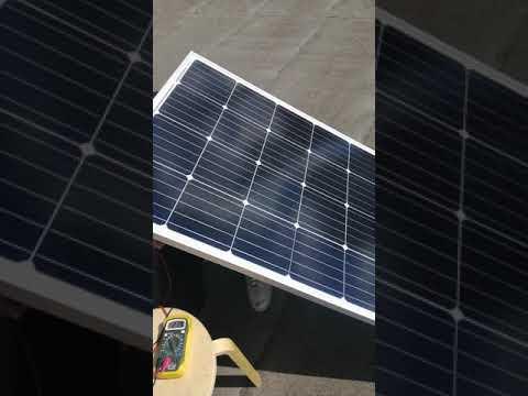 Солнечный модуль ЭВ-180М