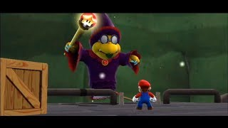 Super Mario Galaxy - Part 19: What's the Matter Splatter with Deep Dark Galaxy?
