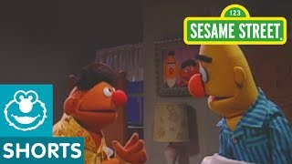 Sesame Street: Bert Helps Ernie Imagine
