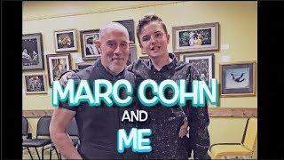 I'm Officially a Cohnhead! Marc Cohn • Matteo, poet, artist, autism speaker. Healing Hands Live