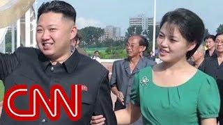 North Korea's first lady rarely seen