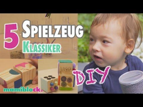 5 klassische Spielzeuge selber machen | DIY | mamiblock - Der Mami Blog