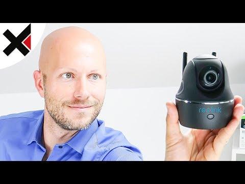 IP-Kamera Tag/Nacht PAN/TILT/ZOOM Empfehlung mit 4MP 2450x1440 | iDomiX