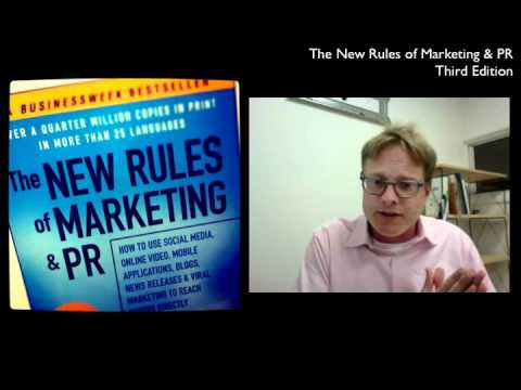 the new rules of marketing pr how to use � passengerswillywaws