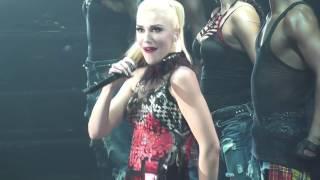 Gwen Stefani Keep On Dancing 2016