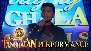 Tawag ng Tanghalan: John Mark Digamon | Sana Ngayong Pasko (Day 5 Semifinals)