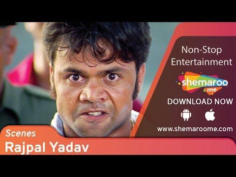 Best Of Rajpal Yadav Scenes from Maine Dil Tujhko Diya - Sohail Khan - Sanjay Dutt - Hindi Movie